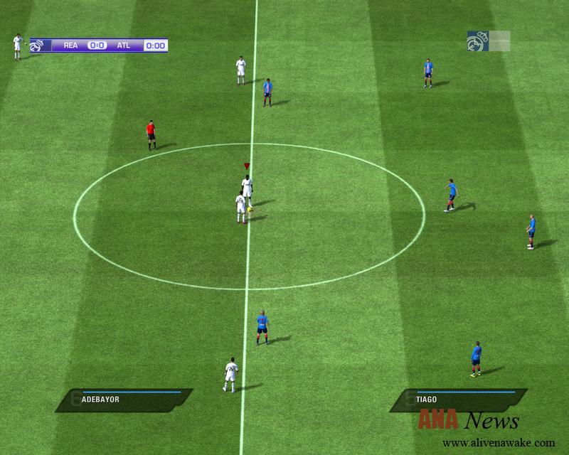 Fifa 11 real madrid tv fantasy scoreboard sporting soccer for Real madrid tv