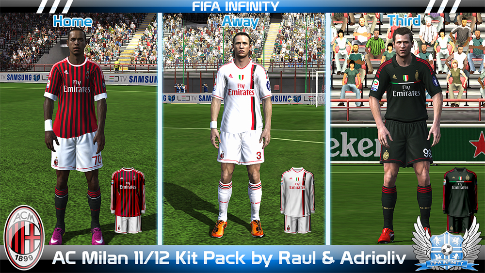 Fifa 12 Kits Of The English Derby By Rakshas Picture.